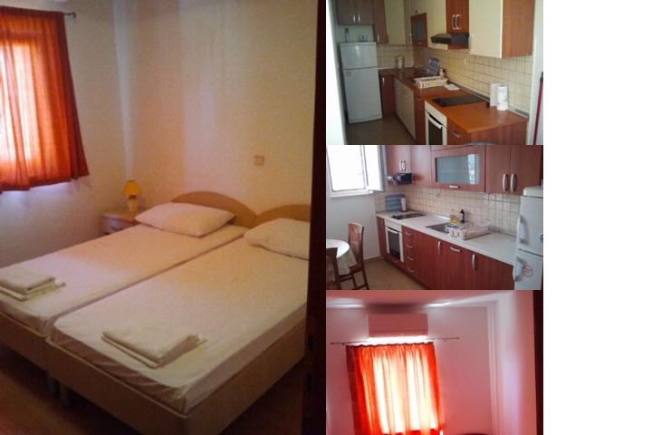 Burum Accommodation photo collage