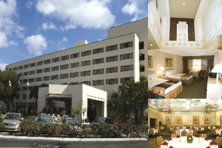 Clarion Hotel Deland photo collage