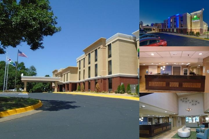 Holiday Inn Express Richmond – Midlothian Turnpike photo collage
