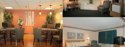 Americinn Sheboygan photo collage
