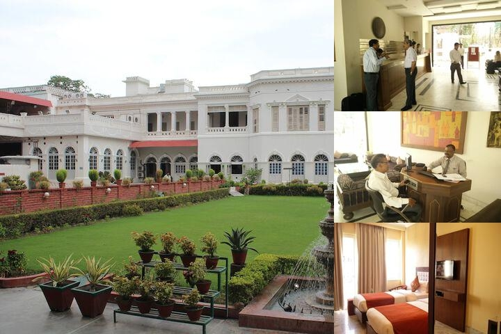 Hotel Surya Varanasi photo collage