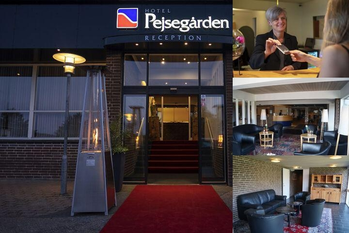 Hotel Pejsegården photo collage