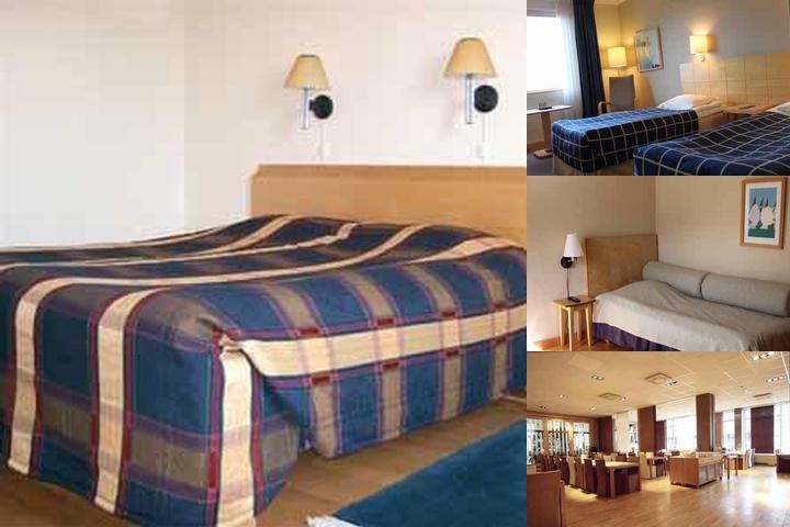 Profilhotels Hotel Uppsala photo collage