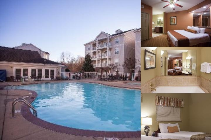 Nashville Resort photo collage
