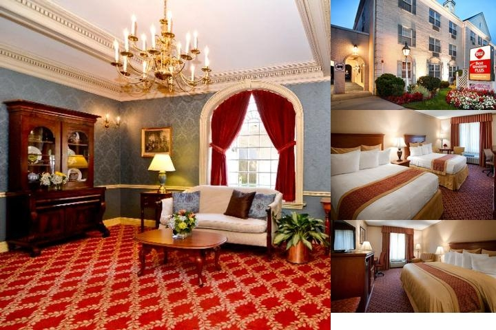 Best Western Morristown Inn photo collage