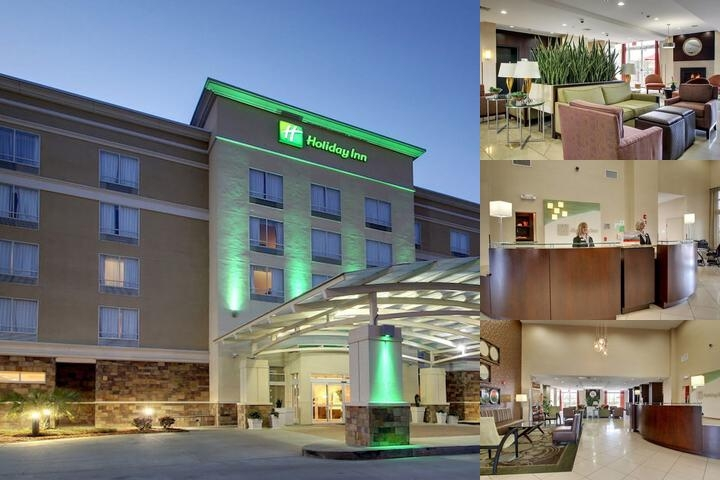 Holiday Inn Meridian photo collage