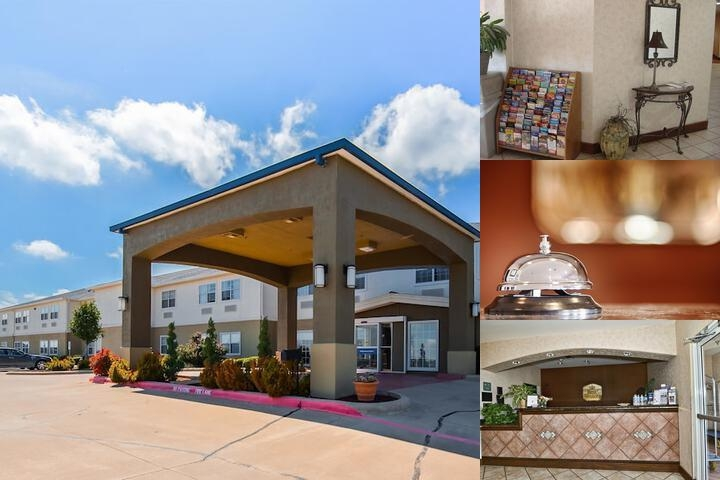 Best Western Club House Inn & Suites photo collage
