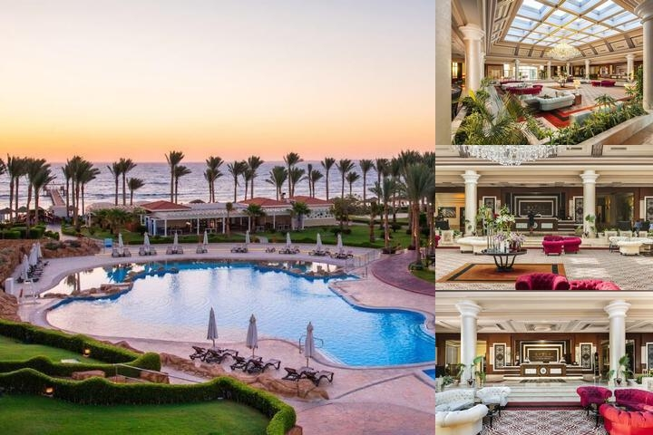 Rixos Sharm El Sheikh All Inclusive photo collage