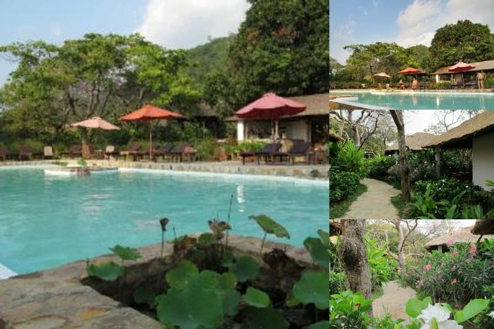 Nature's Garden Resort photo collage