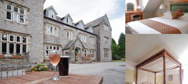 Stonecross Manor Hotel photo collage