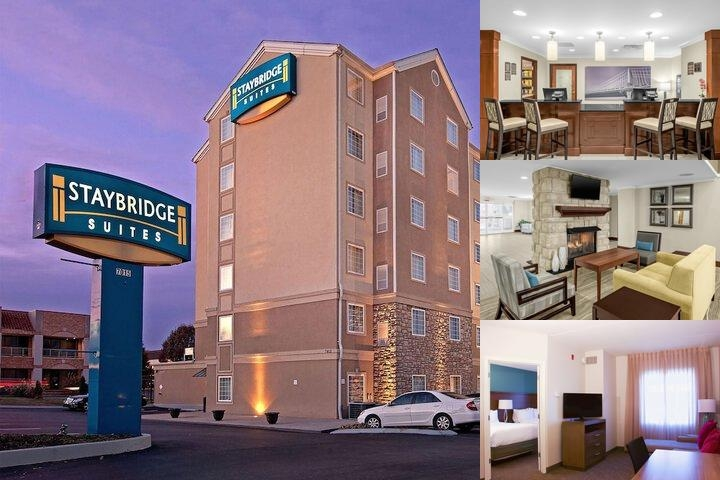 Staybridge Suites Hamilton Place photo collage