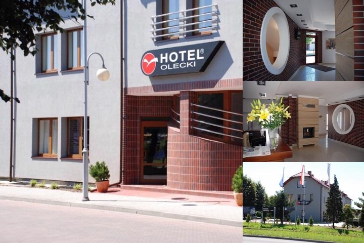 Hotel Olecki photo collage