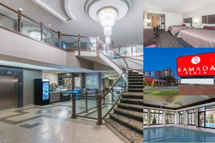 Ramada Plaza Niagara photo collage