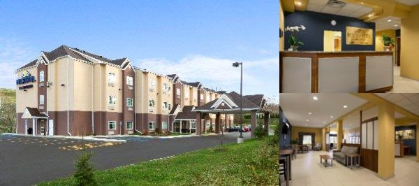 Microtel Inn & Suites Washington Meadowlands photo collage