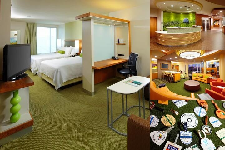 Springhill Suites by Marriott Pittsburgh Latrobe photo collage