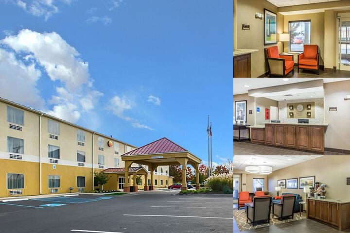 Comfort Inn Frederick Md160 photo collage