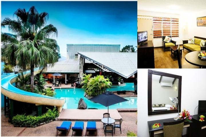 Tokatoka Resort Hotel Nadi photo collage