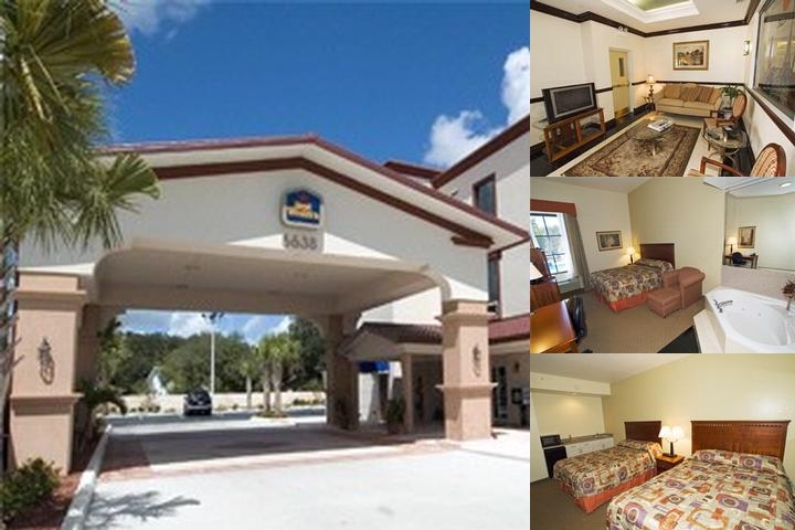 La Quinta Inn & Suites St. Petersburg Northeast photo collage