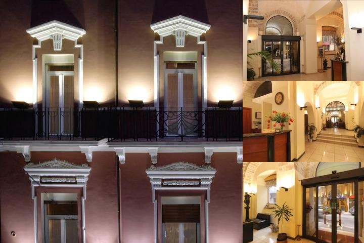 Adria Hotel photo collage