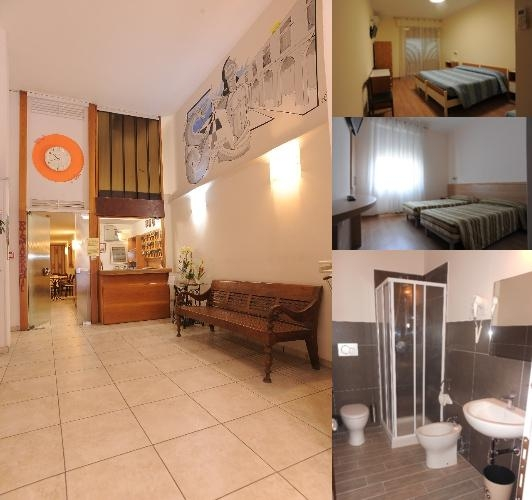 Hotel Cecco photo collage