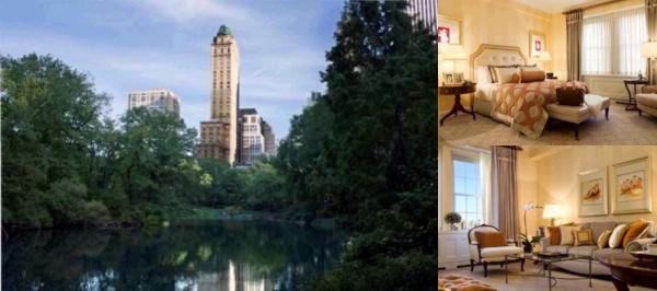The Pierre a Taj Hotel New York photo collage