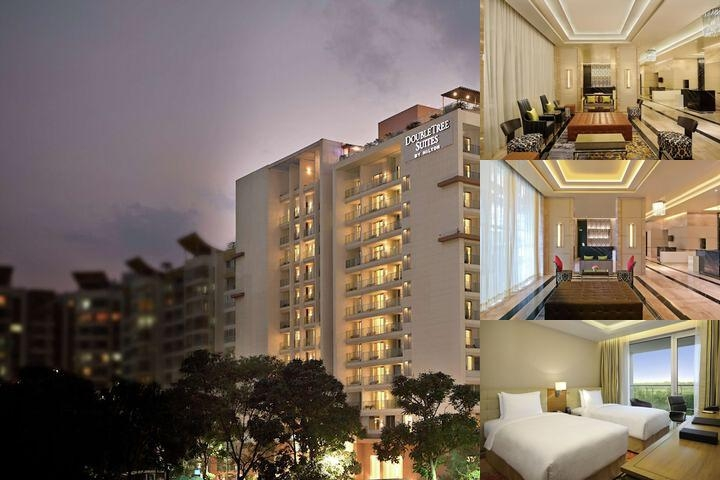 Doubletree Suites by Hilton Bangalore photo collage