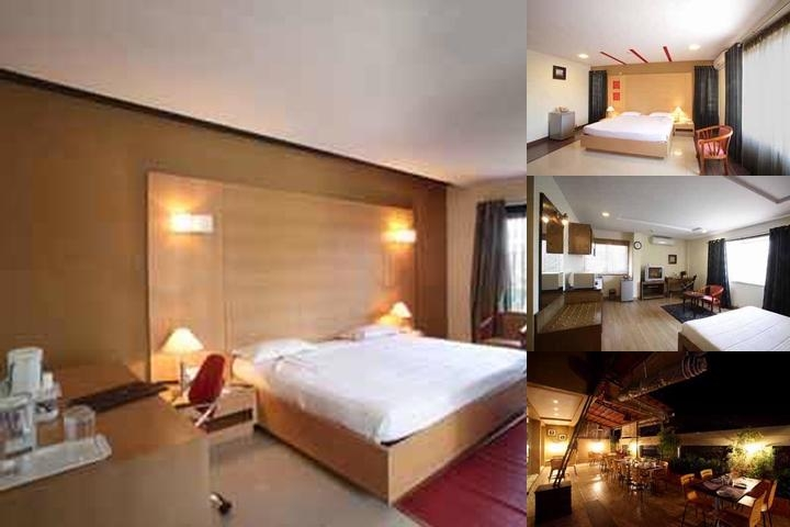 Curzon Suites photo collage
