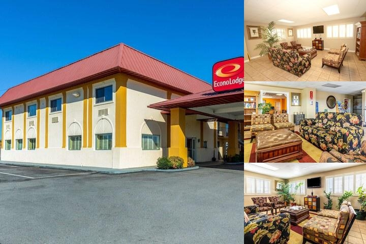 Econo Lodge West Knoxville / Farragut photo collage
