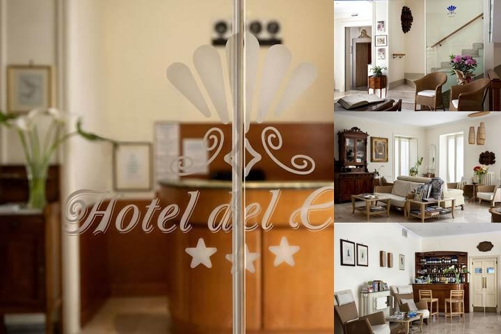 Hotel Del Corso photo collage