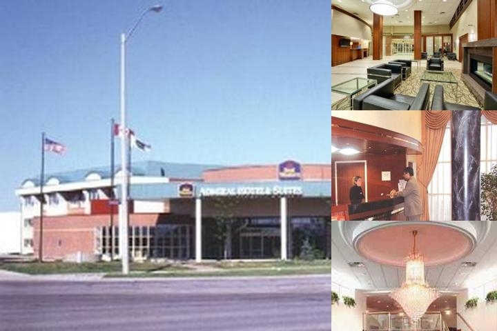 Admiral Hotel & Suites photo collage