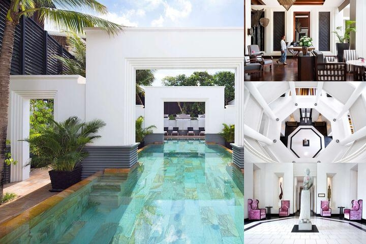 Park Hyatt Siem Reap photo collage