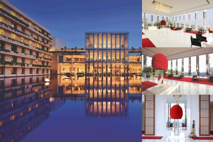 The Oberoi Gurgaon photo collage