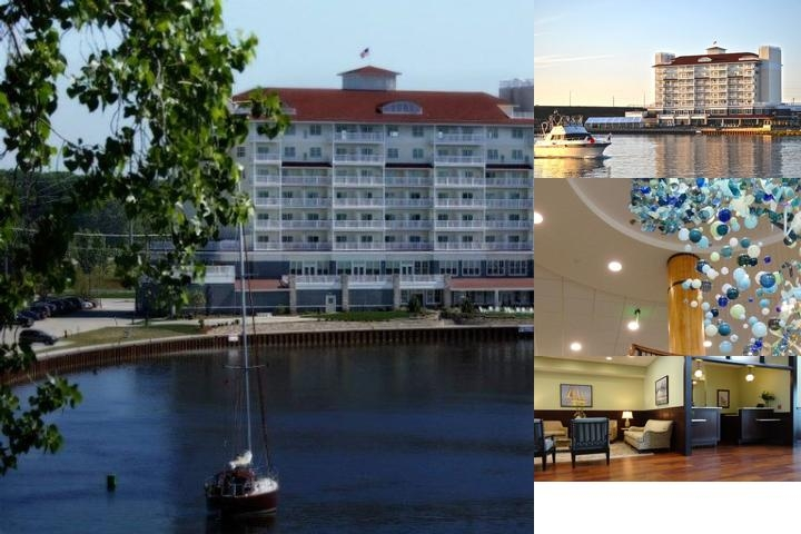 The Inn at Harbor Shores photo collage