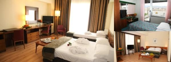 Hotel Royal Palace photo collage