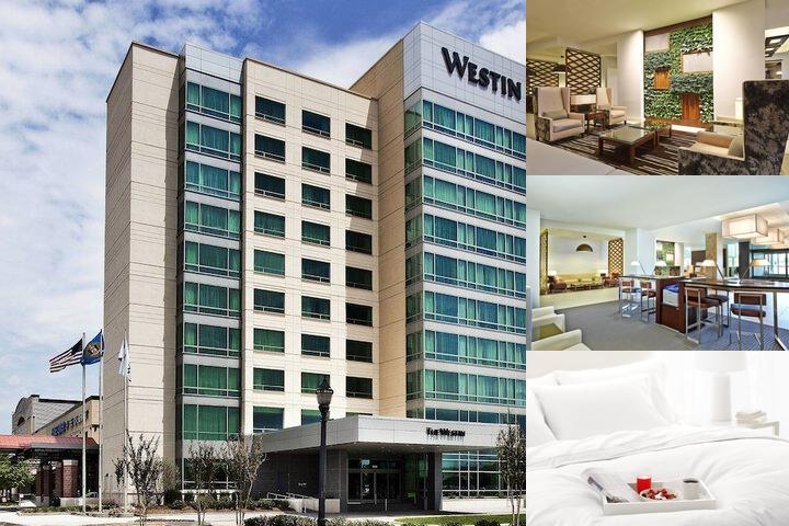 Westin Wilmington photo collage
