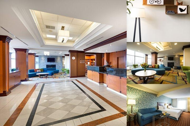 Fairfield Inn & Suites by Marriott Toronto Airport photo collage