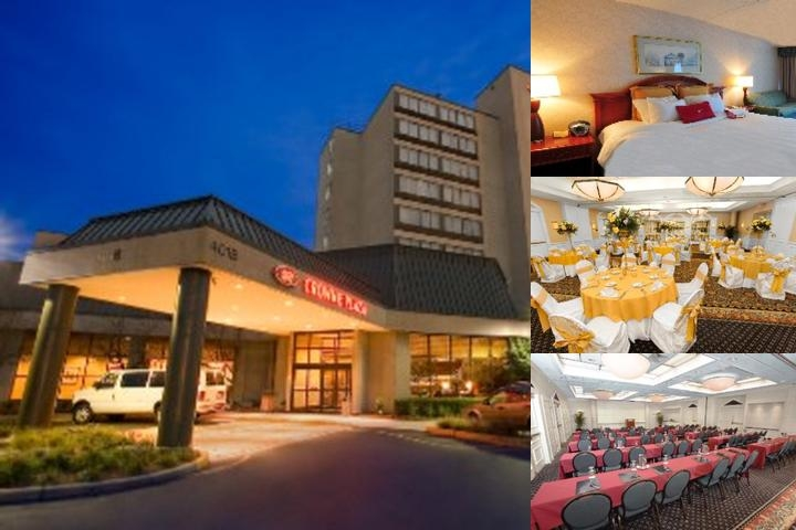 Crowne Plaza Engelwood photo collage