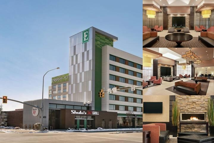 Embassy Suites Salt Lake / West Valley City photo collage