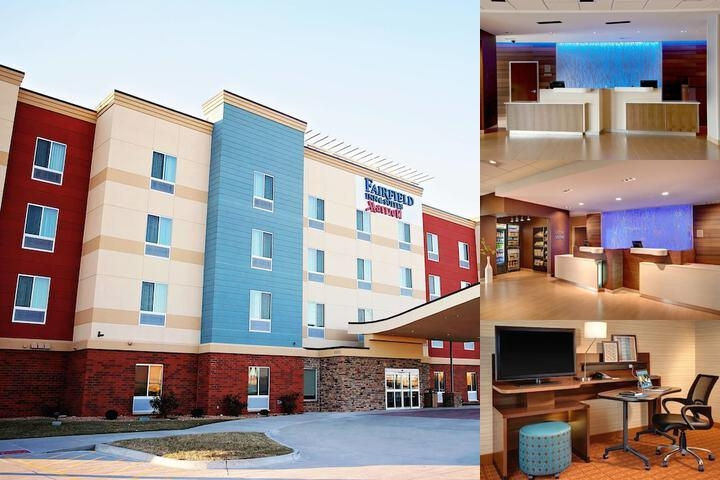 Fairfield Inn & Suites Urbandale photo collage