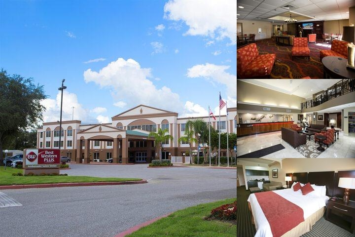 Best Western Ambassador Suites photo collage