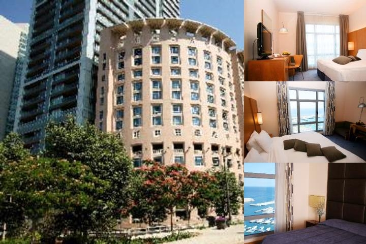 Monroe Hotel photo collage