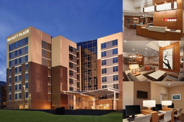 Hyatt Place St. Louis / Chesterfield photo collage
