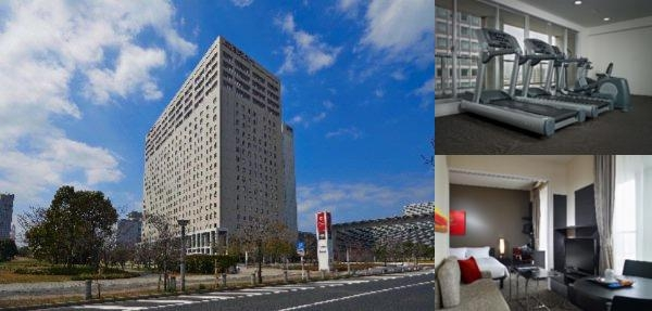 Oakwood Hotel & Apartments Ariake photo collage