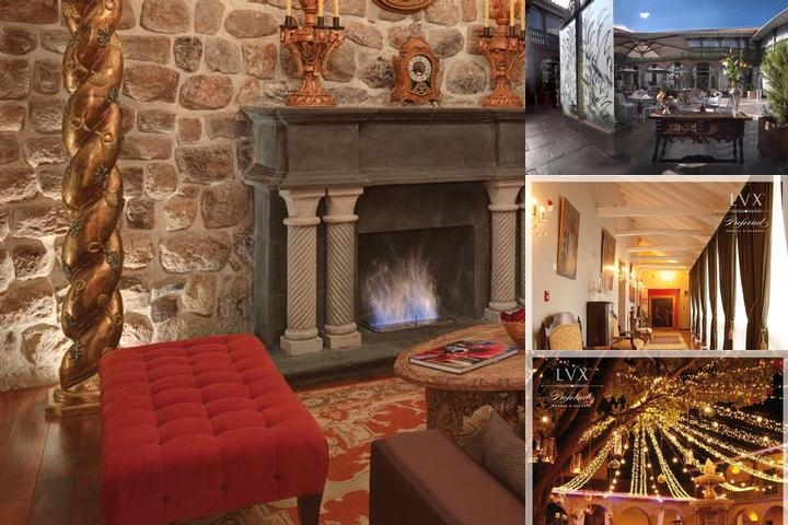 Aranwa Cusco Boutique Hotel photo collage