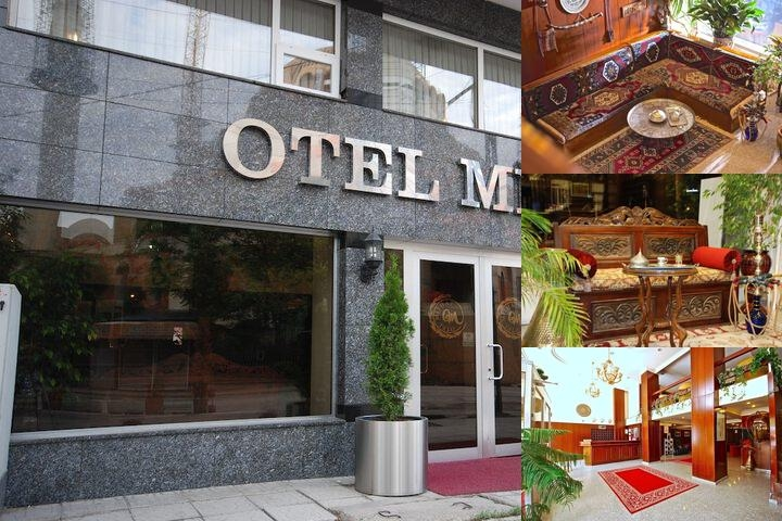 Hotel Mithat photo collage