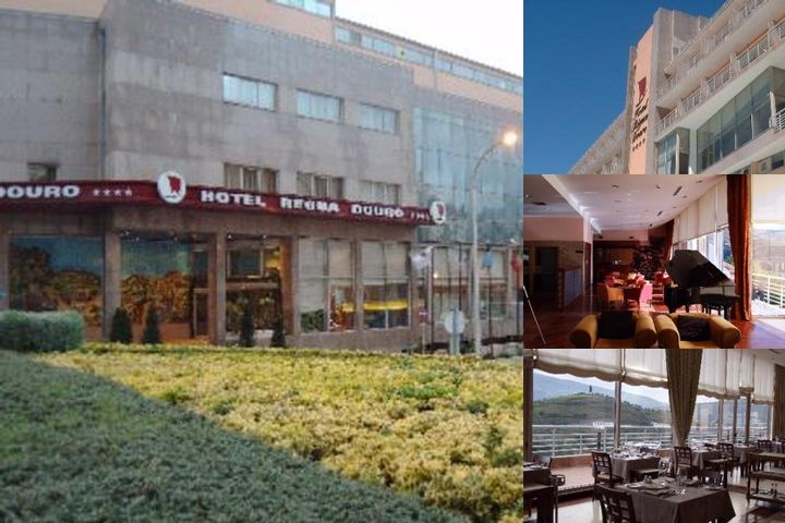 Hotel Regua Douro photo collage