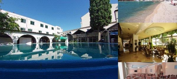 Hotel Borovnik photo collage