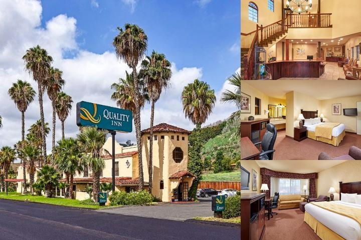 Quality Inn Fallbrook photo collage