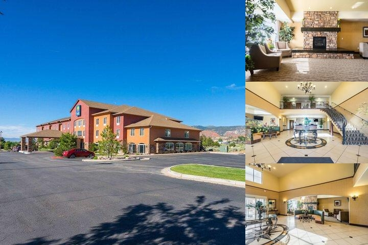 Comfort Inn & Suites Cedar City photo collage