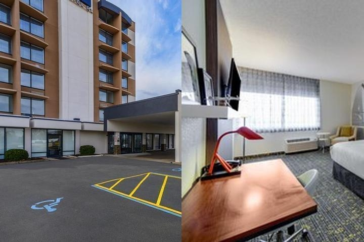 Hotel Rl Saint Louis Airport photo collage